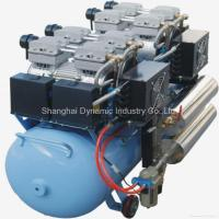 Silent Oilless Air Compressor with Dryer (DA7004D)
