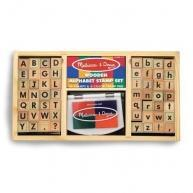 Buy cheap Melissa & Doug Alphabet Stamp Set from wholesalers