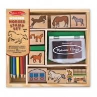 Buy cheap Melissa & Doug Horse Stamp Set from wholesalers