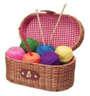 Buy cheap Yarn Craft Work Basket from wholesalers
