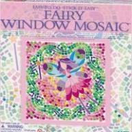 Window Mosaic - Fairy Manufactures
