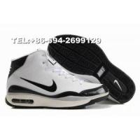 324829-101 Nike Blue Chip Supreme Durant Basketball shoes(black/white) Manufactures