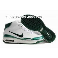 324829-126 Nike Blue Chip Supreme Durant Basketball shoes(black/white/royal green) Manufactures