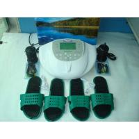 Ion Cleanse Detox Foot Spa with Dual Massage Shoe