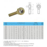 ROD ENDS POS Series Manufactures