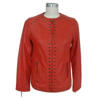 Woven apparel category  >> Leather clothing  >> Manufactures