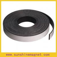 Custom magnetic strip with strong adhesive tape