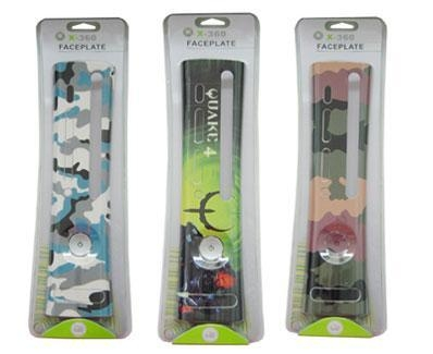 Quality Faceplate for XBOX360 for sale
