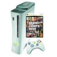 Microsoft Xbox 360 Premium Console with 60GB HDD and Grand Theft Auto 4 Manufactures