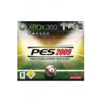 Microsoft Xbox 360 Premium Console with 60GB HDD and  Pro Evolution Soccer 2009 Manufactures