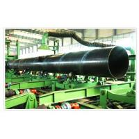 Spirally Submerged Arc Welded Pipe Manufactures