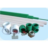 PP-R hot & cold water pi Manufactures