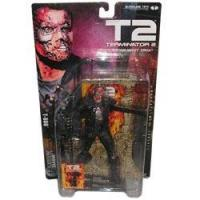 T-800 Terminator Battle Damaged Cyborg By Mcfarlane Toys