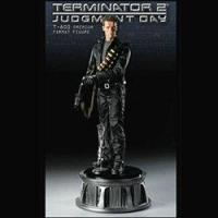 T 800 Terminator Cyborg Premium Format Exclusive Figure By Sideshow Collectibles Manufactures