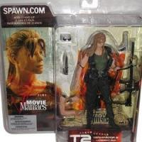 Sarah Connor Variant Figure From Terminator 2 Judgement Day Signed By Linda Hamilton Manufactures