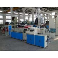 Single wall corrugated pipe extrusion Manufactures
