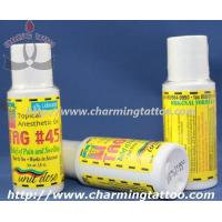 Tattoo Anesthetic-TAG#45 No:C03845 Manufactures