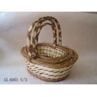 willow basket(GL4003 S/3) Manufactures