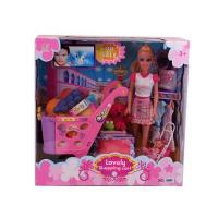 18 INCH DOLL WITH ACCOUTERMENT Manufactures