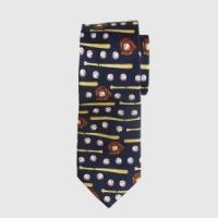 First Communion Clothing Boys Play Ball Baseball Ties from Alynn Neckwear (7-14) Manufactures