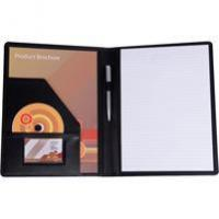 Ascot Leather A4 Folder - Ref: 6377 Manufactures