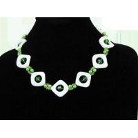 Buy cheap Snow Quartz Necklace from wholesalers