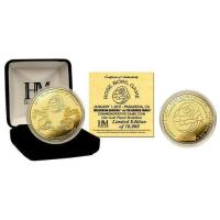 NEW ITEMS ! 2011 Rose Bowl Commemorative 24KT Gold Coin Manufactures