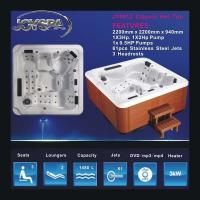 HotTubs JY8012 Manufactures
