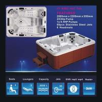 HotTubs JY8002 Manufactures
