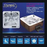 HotTubs JY8011 Manufactures