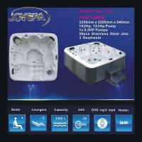 HotTubs JY8017 Manufactures