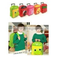 Wholesale Trolley School Bag Cute Backpack for Children-in stock#A02-0005 Manufactures