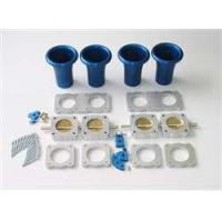 throttle block kit 4cyl 40mm to 50mm throttle plates - 80mm Throttle Centres