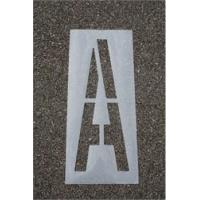 "36"" Individual Letter Stencil Manufactures"