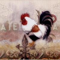 Paisley Rooster - Alma Lee Manufactures
