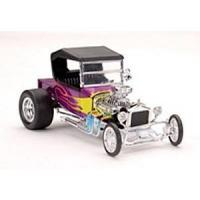 tes460085 - 1/24 Ford Model T Roadster (Purple) (Metal Kit) Manufactures