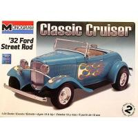 RMX-882 - 1/24 1932 Ford Deuce Street Rod Manufactures