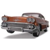 RMX-2073 - 1/25 1958 Chevy Impala Car (2 in 1) Manufactures