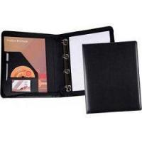 A4 Zipped Lugano Ring Binder Manufactures