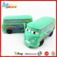small promotional 3d mini model bus toys for kids Manufactures