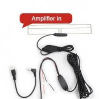 Buy cheap ES015 In Car Analog Amplified TV Antenna Booster from wholesalers