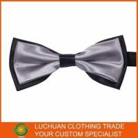 Best Selling Shiny Satin Man Bow Tie Manufactures