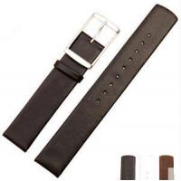 mens watch leather strap Watch Strap Thn-07 Leather Straps Manufactures