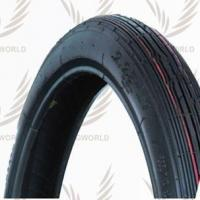 Front tire Classic look with excellent performance Manufactures