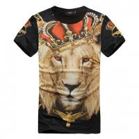 Buy cheap Crew neck all over sublimation printing tshirt men from wholesalers
