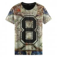 Buy cheap Sublimation tshirt/100%polyester tshirt from wholesalers