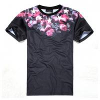 Buy cheap All over full color sublimation t shirt wholesale from wholesalers