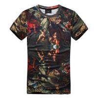 Buy cheap High fashion allover full printing t-shirt from wholesalers
