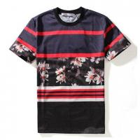 Buy cheap Dye sublimation printing round neck t-shirt from wholesalers