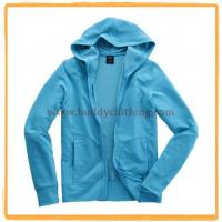 Women's Zipper Hoodie Shirt 11007 Manufactures